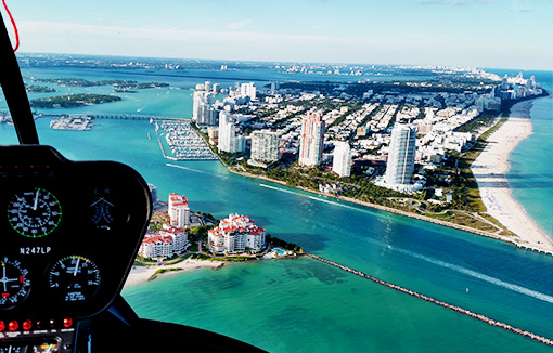 South Beach Helicopter Tour Special